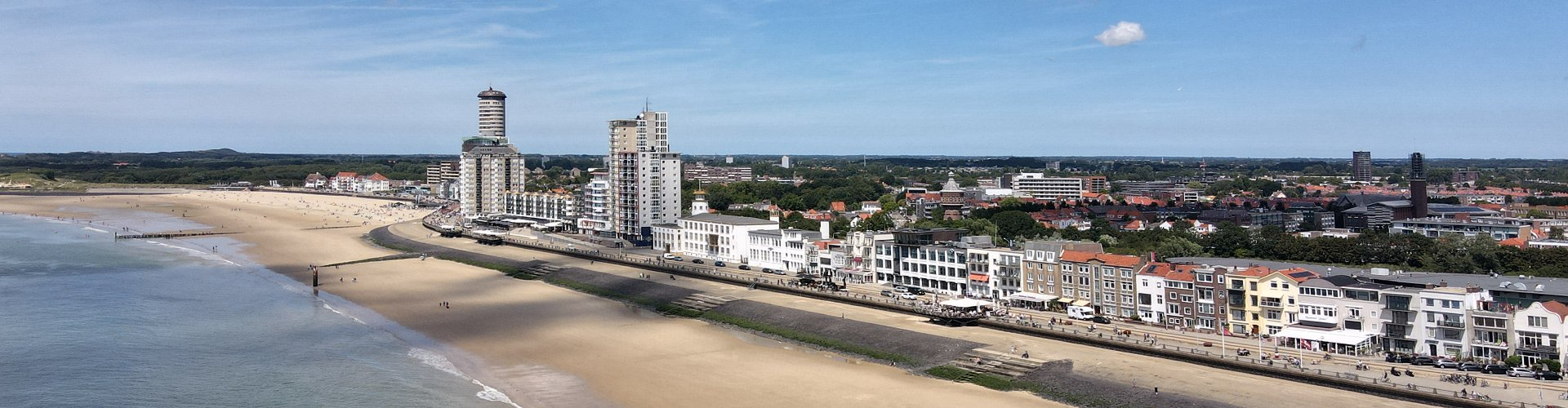 boulevard Vlissingen strand